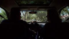 Walt and Skylar are driving toElliott andGretchen.