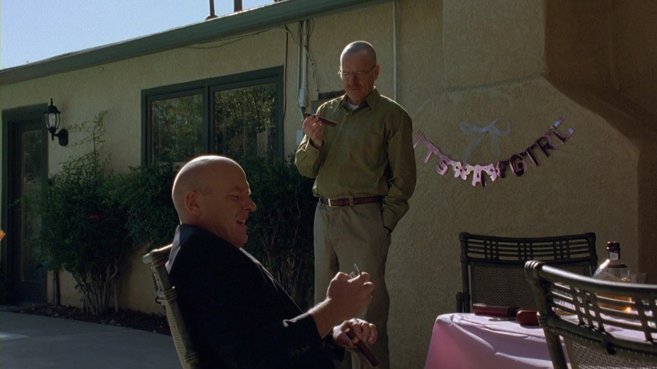 A No-Rough-Stuff-Type Deal - Breaking Bad Locations