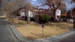 Walt and Jesse turn Jesse's house upside down.