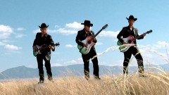 A Mexican band is playing a song about Heisenberg.
