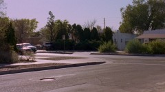 Walt rushes to Jesse's house.