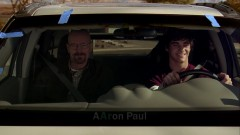Walt Jr. is out driving with his dad