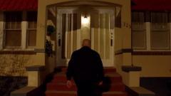 Walt drops by Jesse's house.