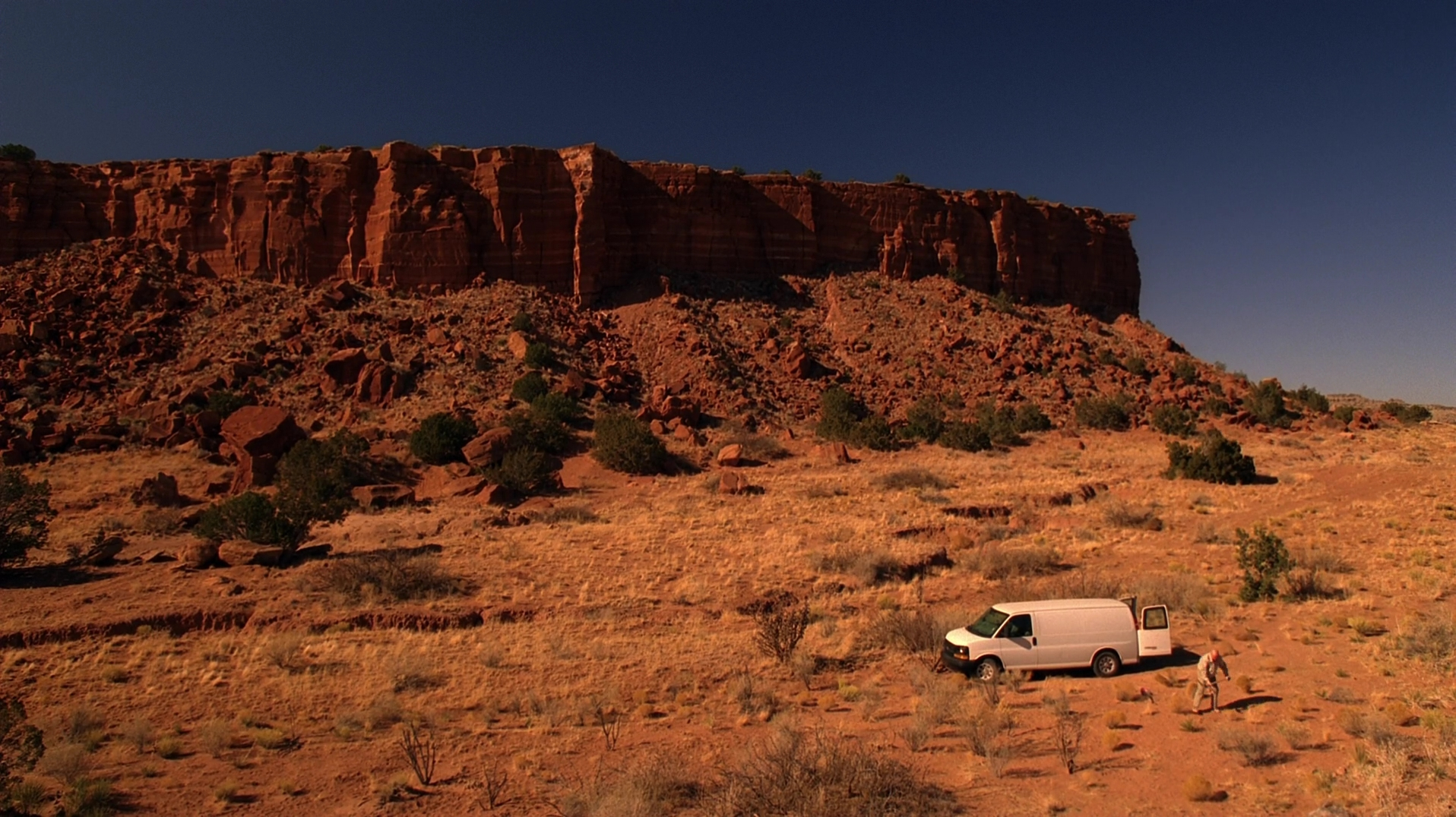 Buried - Breaking Bad Locations