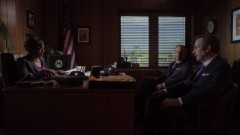 Saul has a meeting with a judge.
